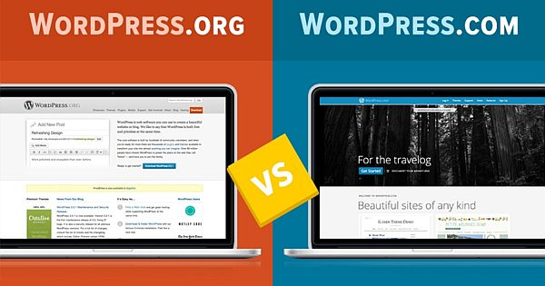 WordPress.org vs WordPress.com Review