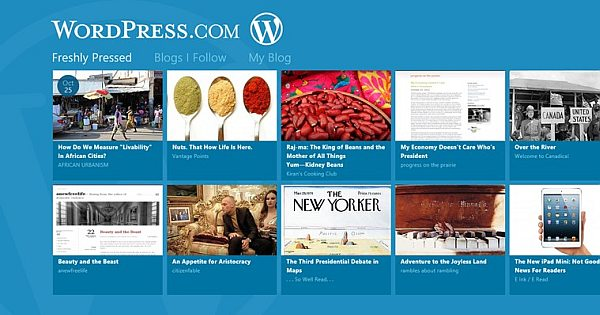 Make a Blog or Website with WordPress.com